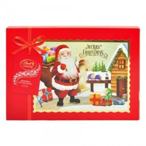 SCATOLA LINDOR MERRY CHRISTMAS 320 G