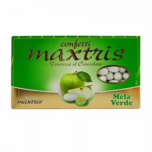 CONFETTI MAXTRIS 1KG MELA VERDE