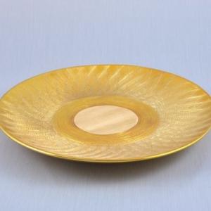 PIATTO CER.MEXICO GOLD D.34 ECM