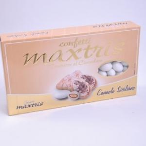 CONFETTI MAXTRIS 1KG CANNOLO SICILIANO