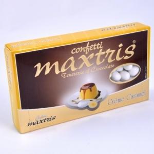 CONFETTI MAXTRIS 1KG CREAM CARAMEL
