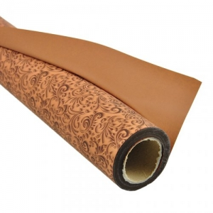 BOBINA PPL SWIRLS 100X25MT MARRONE DA