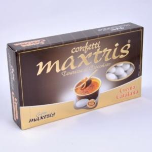 CONFETTI MAXTRIS 1KG CREMA CATALANA