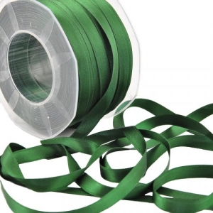 NASTRO D/ RASO MM10X100MT(633)VERDE SCURO