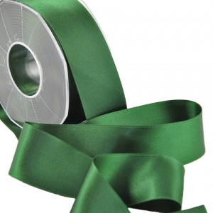 NASTRO D/ RASO MM40X25MT(633)VERDE SCURO