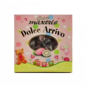 CONFETTI DOLCE ARRIVO MAXTRIS 500GR.ROSA