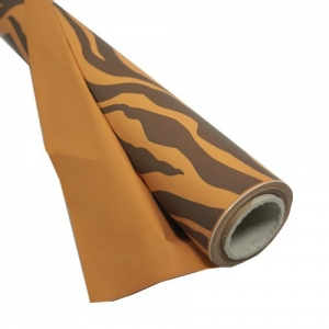 BOBINA PPL TIGER 100X25MT ARANCIO MARRONE DA