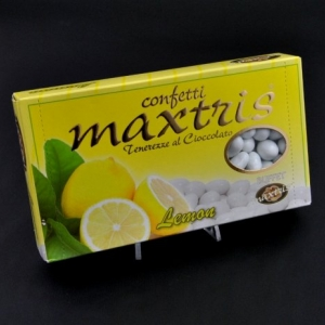 CONFETTI MAXTRIS 1KG LEMON